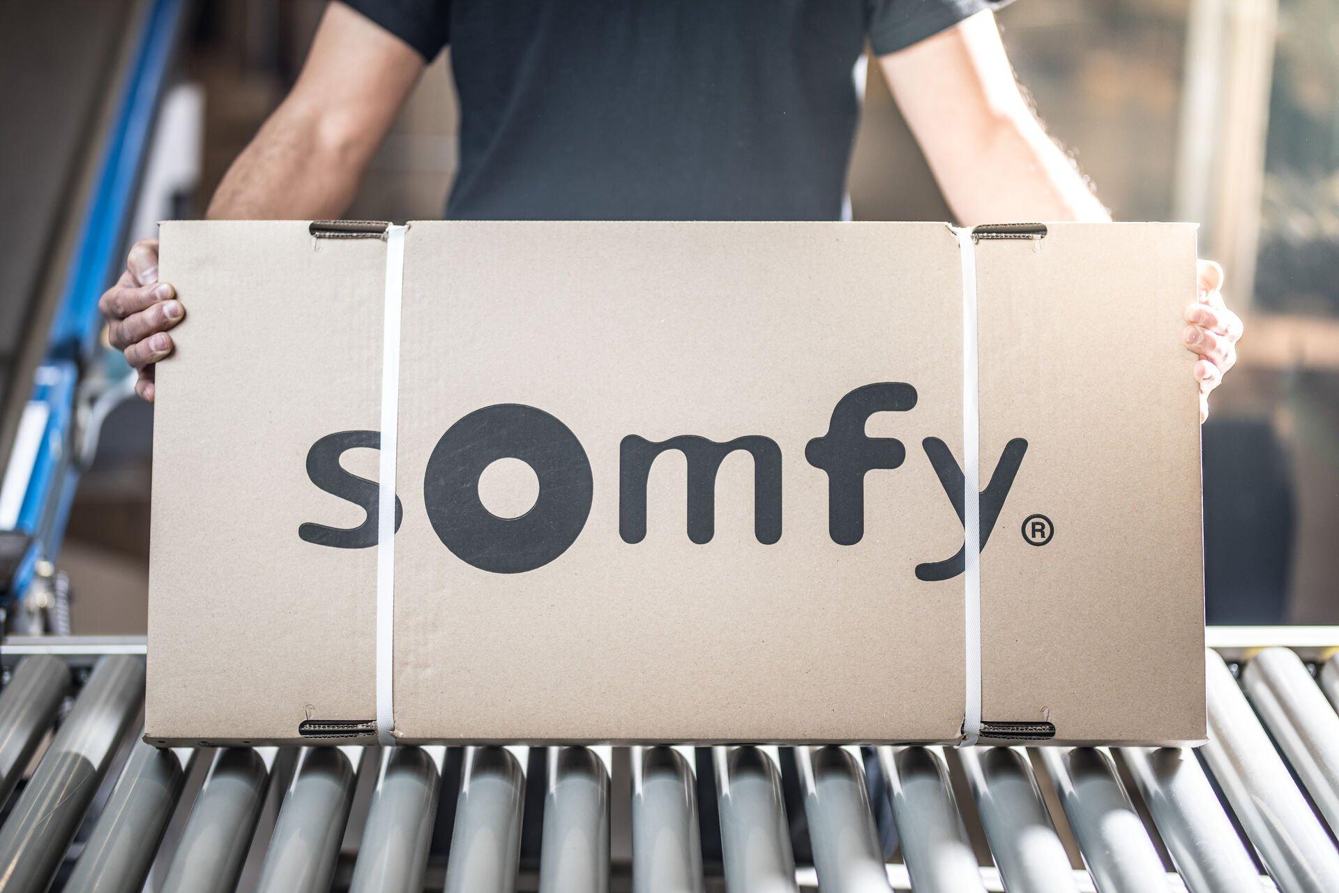 Garantiebedingungen der Somfy GmbH